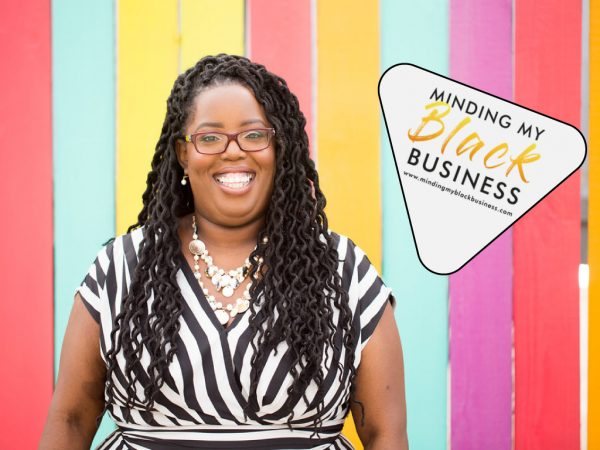 About the Minding My Black Business Movement and JaNaé Taylor 02