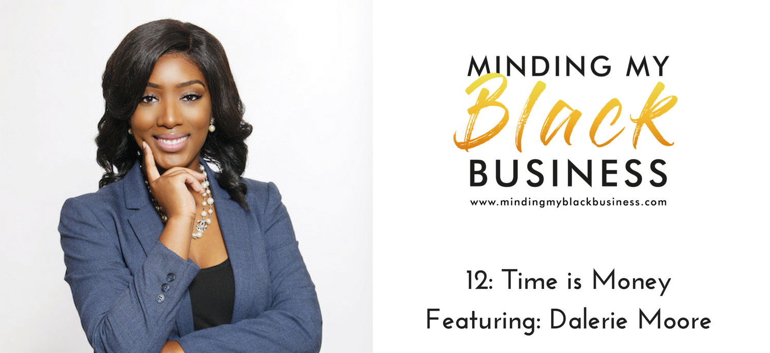 12. Time is Money Featuring Dalerie Moore
