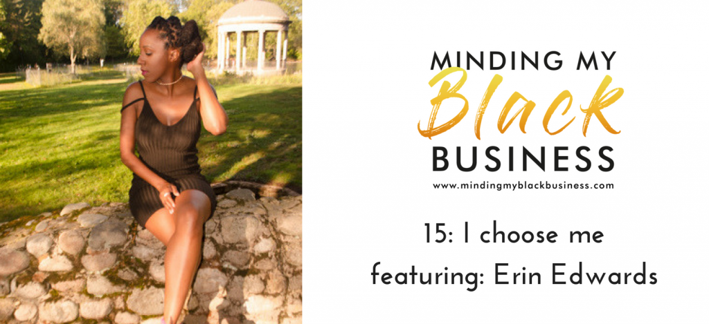 Read more about the article 15. I choose me featuring Erin Edwards