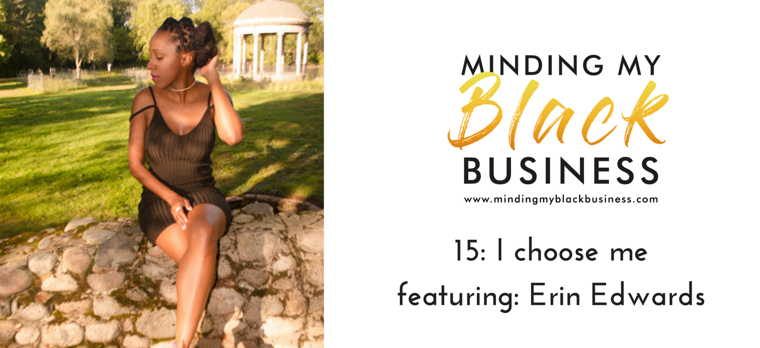 15. I choose me featuring Erin Edwards