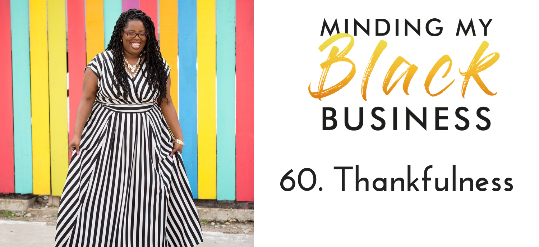 60. Thankfulness