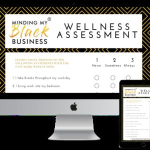 Wellness Assessment