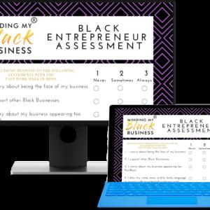Black Entrepreneur Assessment